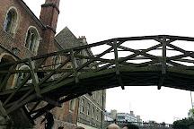 Mathematical Bridge, Cambridge, United Kingdom