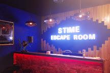 STime Escape Room, Madrid, Spain