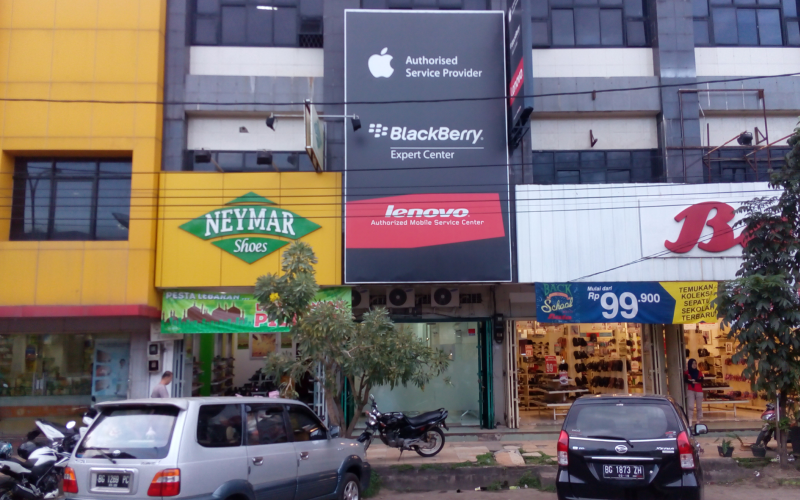 Service Center iPhone Palembang - MitraCare, Jl. Letkol Iskandar