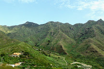 Las Montanas de Anaga, Tenerife, Spain