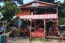 Sea Voice Divers, Pulau Perhentian Kecil, Malaysia