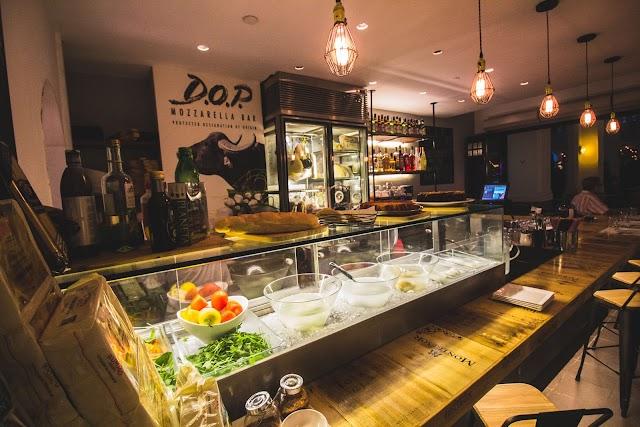 D.O.P Mozzarella Bar & Restaurant