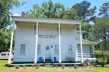 Hank Williams Boyhood Home and Museum, Georgiana, United States