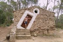 Platja de Castell, Palamos, Spain
