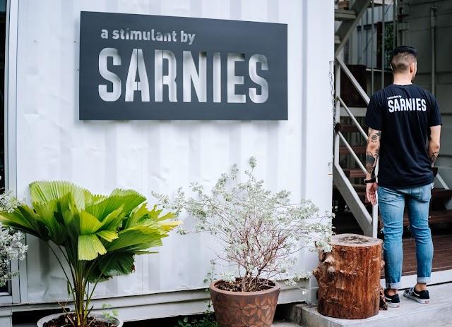 A Stimulant by Sarnies