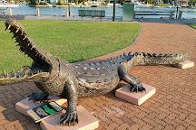 Cullen Bay Marina, Darwin, Australia