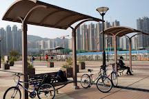Tseung Kwan O South Waterfront Promenade, Hong Kong, China