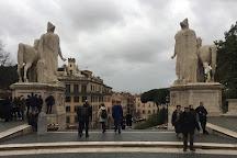 Statua di Castore, Rome, Italy