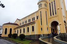Dalat Cathedral, Da Lat, Vietnam