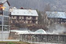 Les Grands Bains de Monetier, Le Monetier-les-Bains, France