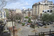 Saint-Vincent Cemetery, Paris, France