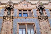 Thonet House, Budapest, Hungary