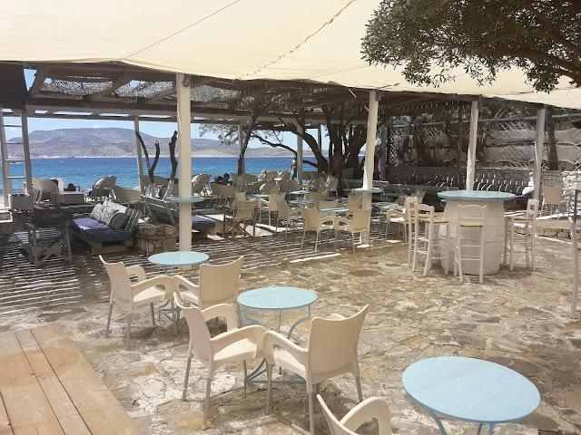 Tsigouri Beach Bar