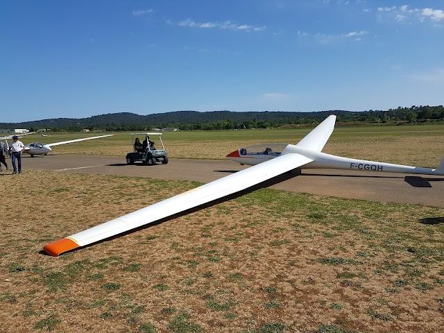 Aérodrome de Fayence-Tourrettes