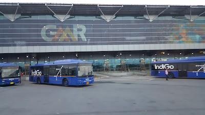 Terminal 1D Departure