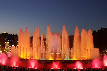 The Magic Fountain, Barcelona, Spain