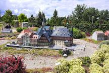 Miniaturenpark Kleiner Harz im Burgerpark Wernigerode, Wernigerode, Germany