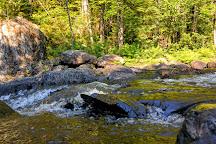 Moxie Falls, Maine, United States