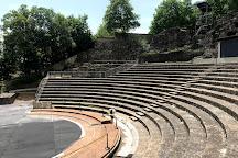Théâtre gallo-romain, Lyon, France