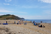 Charmouth Beach, Charmouth, United Kingdom