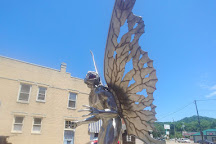 Mothman Statue, Point Pleasant, United States
