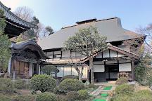 Hasedeta Temple, Nagano, Japan