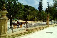 Plaza de America, Seville, Spain