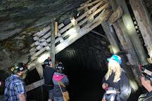 Bellevue Underground Mine, Bellevue, Canada