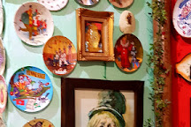 Museum of 1000 plates and more, Suchitoto, El Salvador