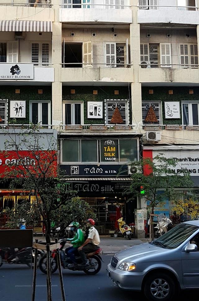 Tâm Silk - Shop Thời Trang