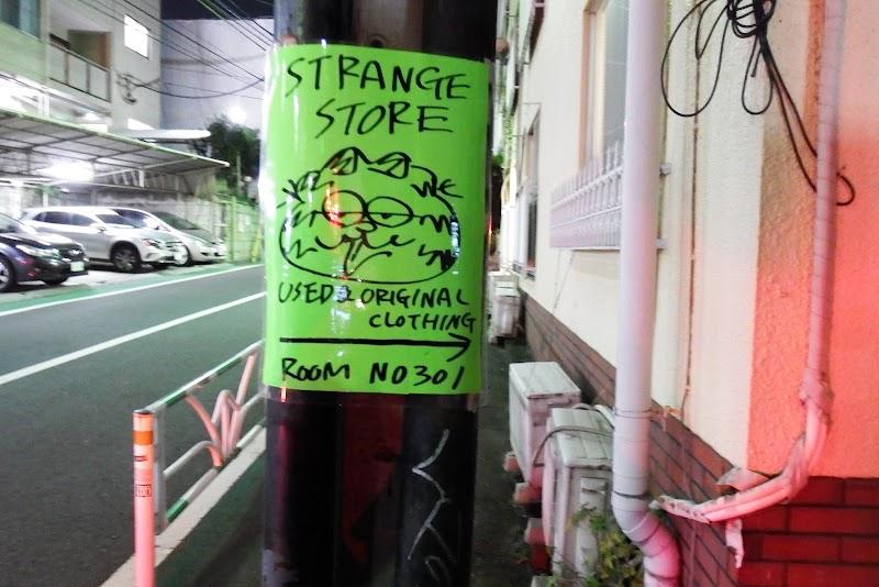 STRANGE・STORE