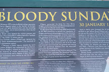 Bloody Sunday Memorial, Derry, United Kingdom