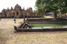Prasat Hin Mueang Tum, Prakhon Chai, Thailand