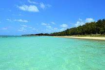 Bras d'Eau Public Beach, Poste Lafayette, Mauritius
