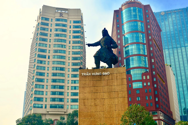 Visit Tran Hung Dao Statue On Your Trip To Ho Chi Minh City Or Vietnam