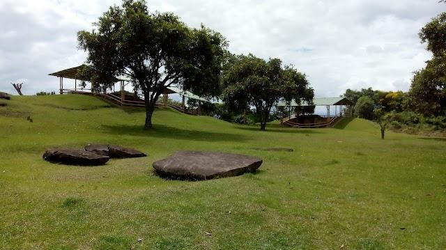 Archaeological Park Alto Idols