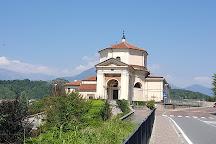 Santuario della Madonna dei Laghi o dei Cappuccini, Avigliana, Italy