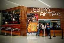 Teatro das Artes, Sao Paulo, Brazil
