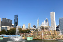Buckingham Fountain, Chicago, United States