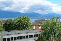 Jardin Botanique Lausanne, Lausanne, Switzerland