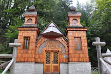 The Russian Chapel, Kranjska Gora, Slovenia
