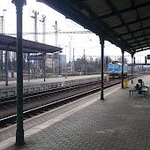 Железнодорожная станция  Bohumín