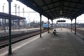 Железнодорожная станция  Bohumin