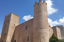 Castello dei Conti di Modica, Alcamo, Italy