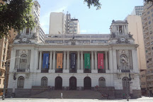 Palacio Pedro Ernesto - Camara Municipal do Rio de Janeiro, Rio de Janeiro, Brazil