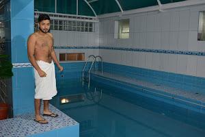 Aqua Hotel Sauna Gym 6