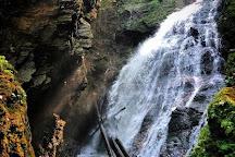 Šum Waterfall, Zgornja Besnica, Slovenia