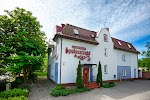 Фридрихсхофф, гостиница 3*, Спортивная улица, дом 1 на фото Калининграда