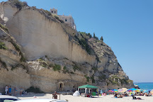 Santuario Santa Maria dell'Isola, Tropea, Italy