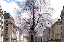 Lord Lister Statue, London, United Kingdom